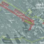 Jaktkarta – Bissjöns jaktområde 2006