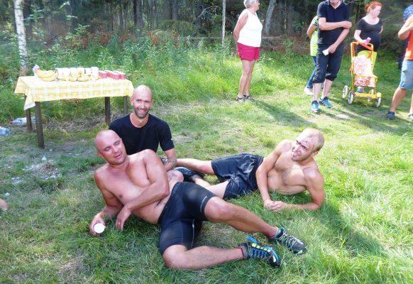 2 an Antti K 3 an Linus N 1 an Anders P