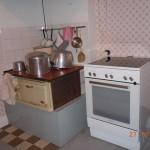 Ny spis – Ny elektrisk spis installerades 2012