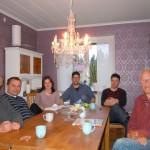 Styrelsen 2011 – Fr.v Ann-Britt Demberger, Jerry Olofsson, Anna Persson, Richard Olsson, Mikael Lundmark, Jan-Erik Pettersson. Karin Persson saknas på bilden.