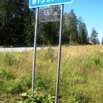 "Skylten i ""Petterssons backen"""